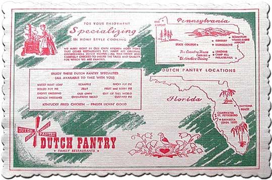 Dutch Pantry Family Restaurants