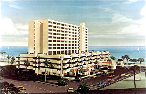 hotel i clearwater beach