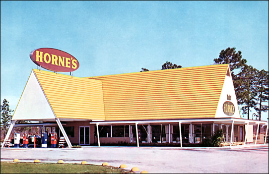Horne S Look For The Yellow Roof