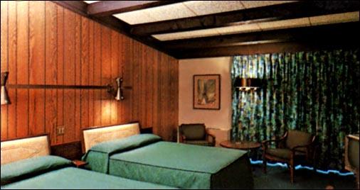 Johnson Moter Lodge Providence Rhode Island
